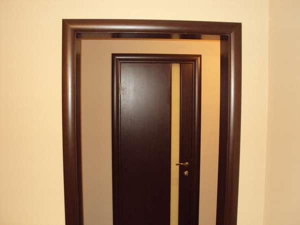 Как облагородить дверные проемы